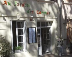 «Au Jardin des Carmes» en Avignon<p class='ctp-wud-title' style= 'font-family:inherit; font-size: 12px; line-height: 13px; margin: 0px; margin-top: 4px;'><span class='wudicon wudicon-tag' style='font-size: 12px;'> </span><a href=