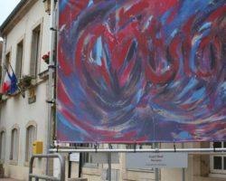 Gaël Dod voit l'art en grand