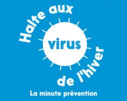 Halte aux virus de l'hiver !