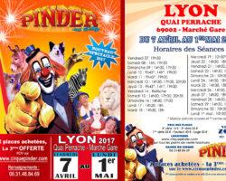 «Pinder, la Légende» à Lyon d'avril à mai