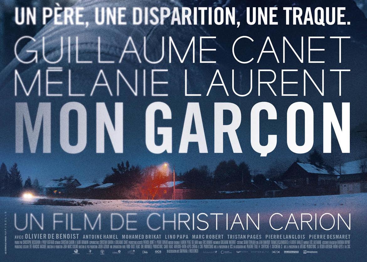Bande annonce du film «Mon garçon» en salle le 20 septembre