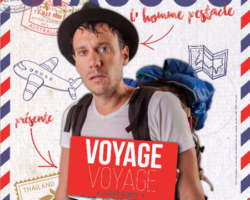 «Voyage Voyage» : comédie rafraîchissante au Complexe du Rire