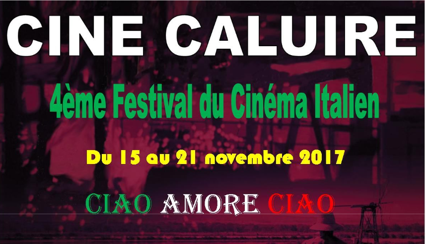 « CIAO AMORE CIAO » au Ciné Caluire du 15 au 21 novembre !