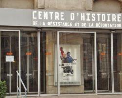 Au Centre d'Histoire de la Résistance et de la Déportation de Lyon