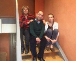 Le Triporteur des découvertes : nouvelle chronique de Trina, Marielle et JFM