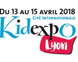 Kidexpo, le plus grand salon de l'enfance du 13 au 15 avril 2018 à Lyon