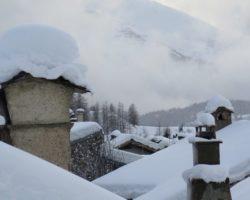 Spectacle Ô la neige : Reportage