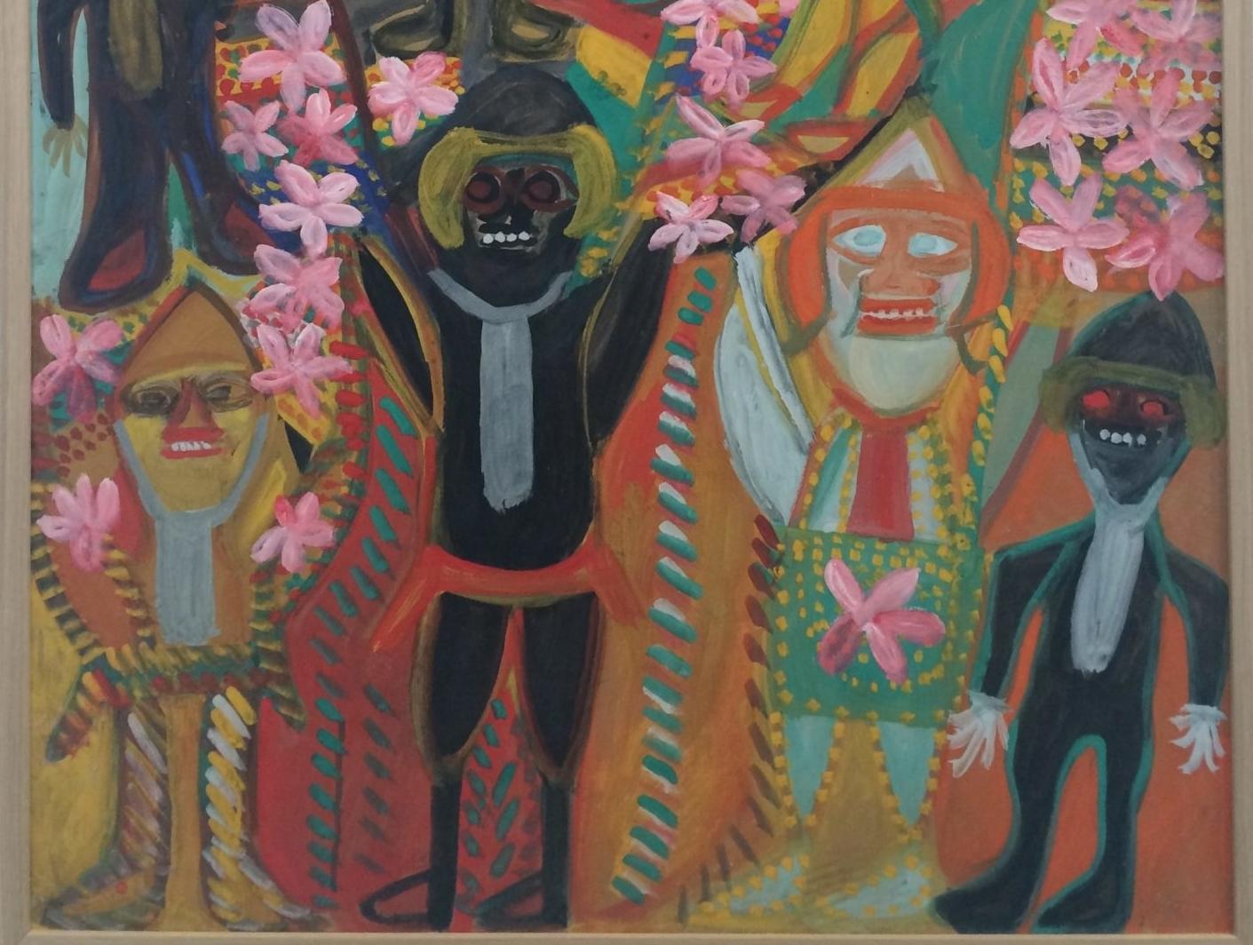 Au musée des Beaux-Arts de Chambéry découvrez ANSELME BOIX-VIVES, un peintre original