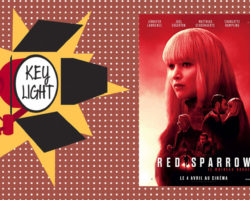Key Light – Red Sparrow