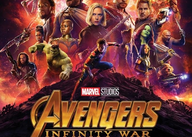 Key Light – Avengers « Infinity War »