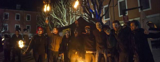 SPECTACLES ET INITIATIVES EN SAVOIE  Bouffée de chaleur à Chambéry pendant les Nuits de la roulotte