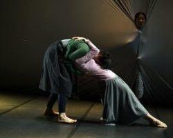 Spectacle de Danse à Chambéry : Wen Hui peint la danse en rouge