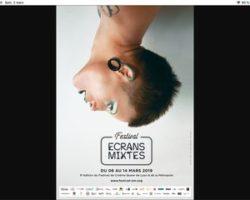 9° ÉDITION DU FESTIVAL « ÉCRANS MIXTES » du 6 au 14 MARS