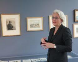 Les impressions de Savoie d'André Jacques : Exposition au musée des beaux arts de Chambéry