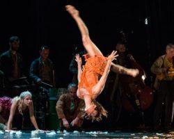 Chambéry : la dernière saison du Cirque Plume
