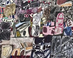 «DUBUFFET, UN BARBARE EN EUROPE», intéressante exposition au MUCEM de Marseille.
