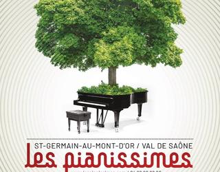 « LES PIANISSIMES », un beau festival dans l'Ouest Lyonnais.