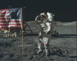Il y aura 50 ans le 21 juillet…ON A MARCHÉ SUR LA LUNE !!!