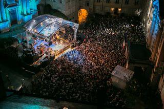Les Estivales de Chambéry : les musiciens mènent la vie de château