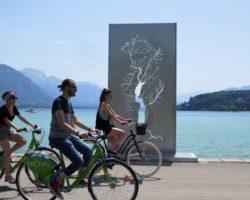 Annecy : les artistes enchantent la ville