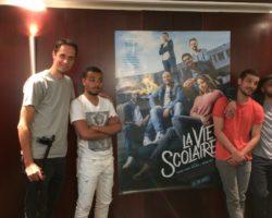 « LA VIE SCOLAIRE » Un film remarquable de Grand Corps Malade et Mehdi Idir.