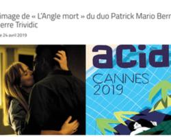 L'ACID FAIT SON CINÉMA AU COMOEDIA à LYON DU 4 au 6 octobre 2019.