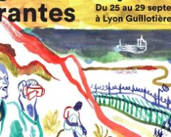 « IMAGES MIGRANTES » Rencontres Cinéma et Migrations Du 25 au 29 septembre, à Lyon Guillotière
