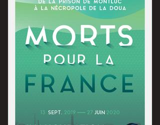 EXPOSITION « MORTS POUR LA FRANCE -DE MONTLUC À LA DOUA » et PROJECTION DU FILM « L'ARMÉE DES OMBRES »,