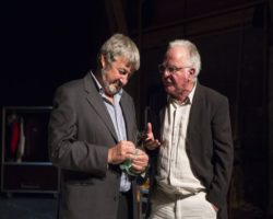 THEATRE à la MC2 de GRENOBLE : Les colères salutaires de Thomas Bernhard