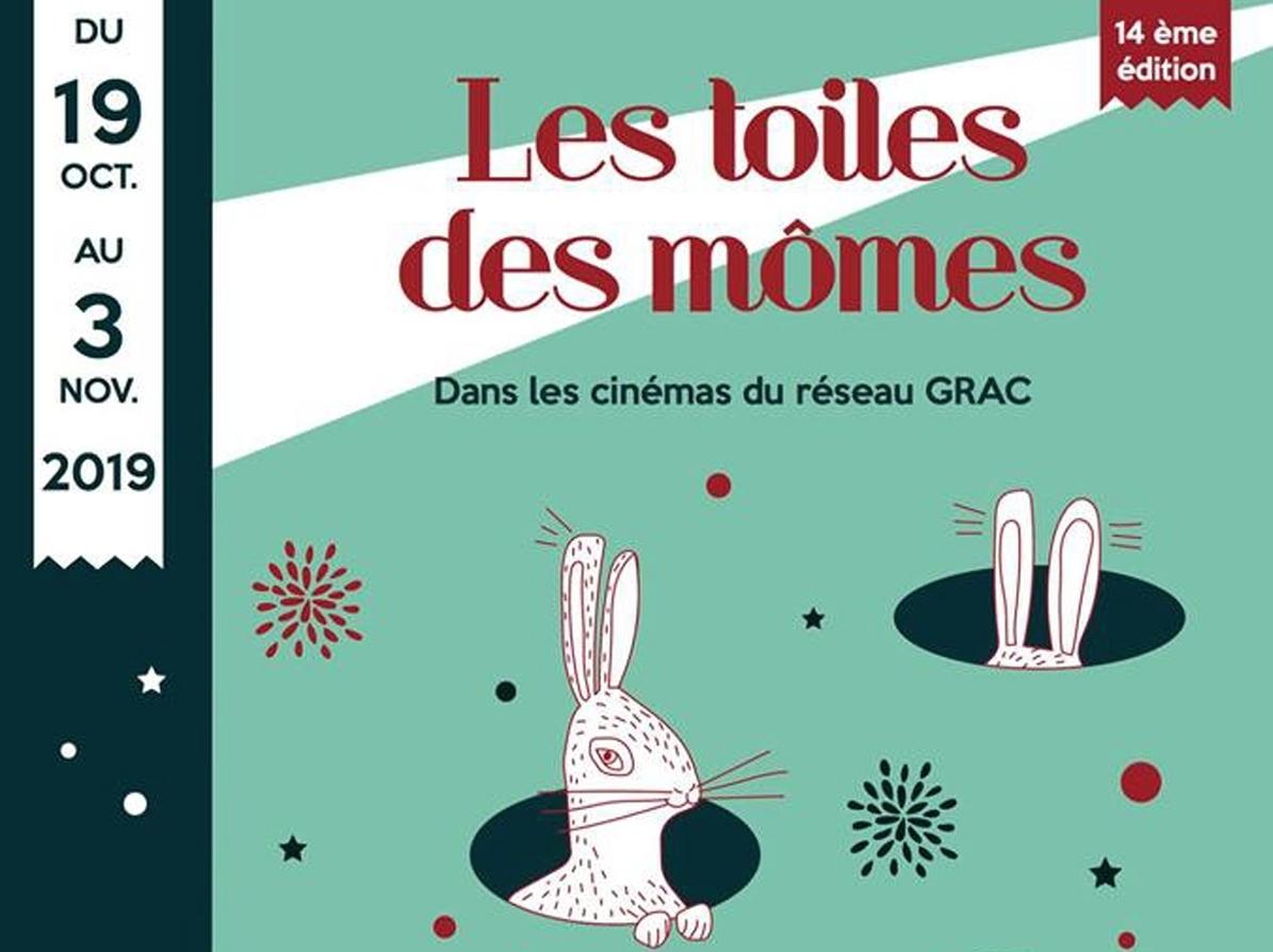 Les vacances de la Toussaint : un grand moment cinéma pour les enfants grâce aux TOILES DES MÔMES…