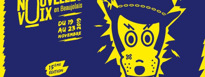 Festival des Nouvelles Voix en beaujolais