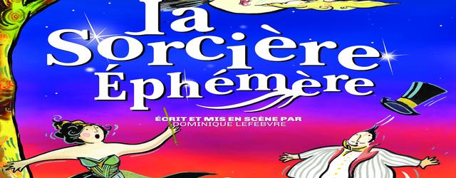 La Sorcière Éphémère revient poser son chaudron au Théâtre Comédie Odéon à LYON !