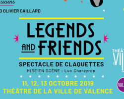 LEGENDS AND FRIENDS: ça va claquer à Valence !