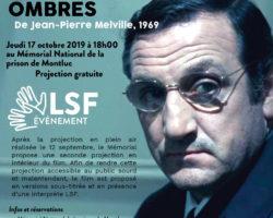 «  L'ARMÉE DES OMBRES » est de retour au MÉMORIAL NATIONAL de la PRISON DE MONTLUC
