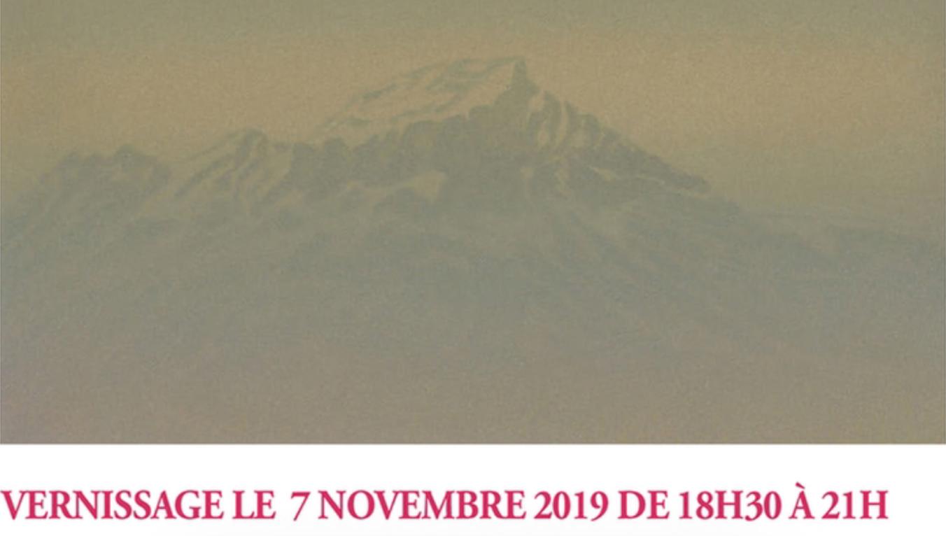 «HORS PISTE» Une exposition collective à la Galerie Regard Sud à Lyon, du 7 novembre au 28 décembre.