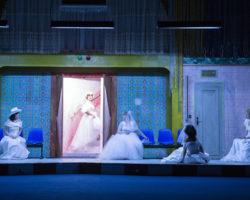THEATRE MUSICAL :  Les Mille et une nuits de Chambéry et Valence
