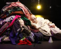 THEATRE à ANNECY : Pippo Delbono soigne le deuil par la joie