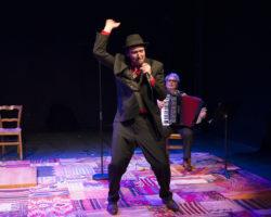 THÉÂTRE MUSICAL À ANNECY : Chants de l'exil et de l'exode