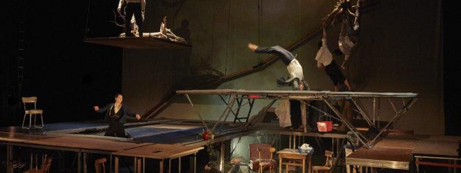 Danse et acrobatie au programme à Gap, Chambéry, Annecy et Lyon