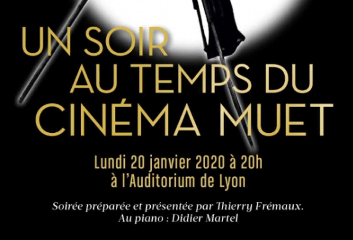 « UN SOIR AU TEMPS DU CINÉMA MUET… » : à l'Auditorium de Lyon<p class='ctp-wud-title' style= 'font-family:inherit; font-size: 12px; line-height: 13px; margin: 0px; margin-top: 4px;'><span class='wudicon wudicon-category' style='font-size: 12px;'>  </span><a href=