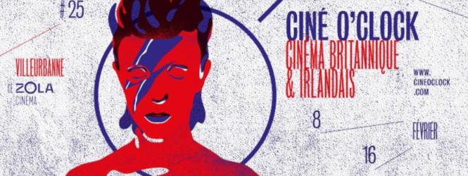CINÉ O'CLOCK, le rendez-vous du cinéma britannique & irlandais, du 8 au 16 février à Villeurbanne