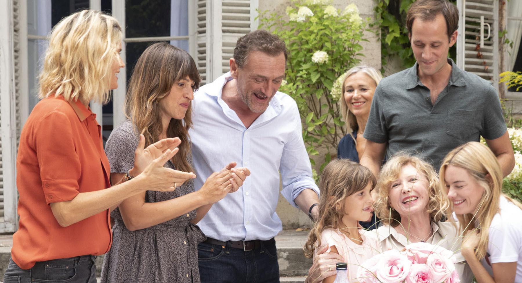 « JE VOUDRAIS QUE QUELQU'UN M'ATTENDE QUELQUE PART » un film d' Arnaud Viard.