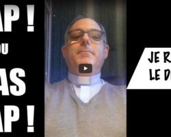 Ardèche : Le Père Ludovic a relevé le défi