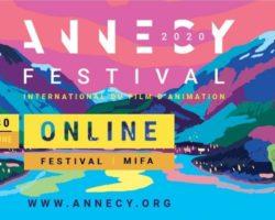LE FESTIVAL D'ANNECY, ON LINE ET AU COMOEDIA !