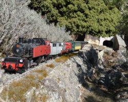 Le Jardins des Trains Ardéchois à Soyons