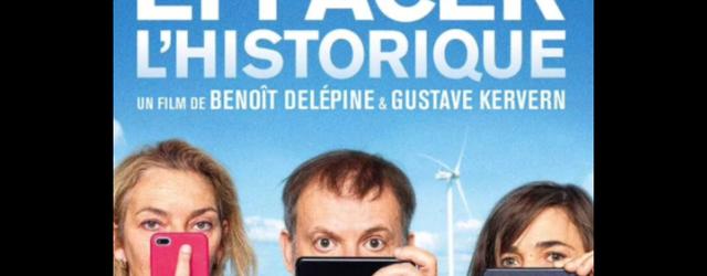 « EFFACER L'HISTORIQUE », le nouveau film de Benoit DÉLÉPINE et Gustave KERVERN