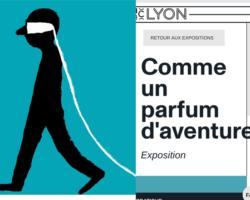 AU MUSÉE D'ART CONTEMPORAIN DE LYON : « Comme un parfum d'aventure » , du 7 octobre au 3 janvier.