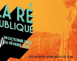 Expo aux Archives Municipales de Lyon : LA RUE DE LA RÉPUBLIQUE, VITRINE DE LYON.
