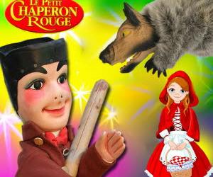 Guignol et le petit Chaperon Rouge : un spectacle pour les vacances de la Toussaint