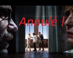 ANNECY CHAMBERY GRENOBLE :  Les trois coups…de massue sur les spectacles